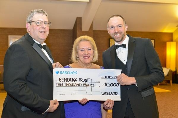 Nick Lily Principal Bendrigg Trust Cumbria Introducing Acorn House