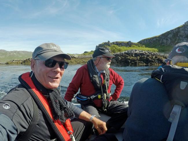Sail Scotland Kyle Rhea