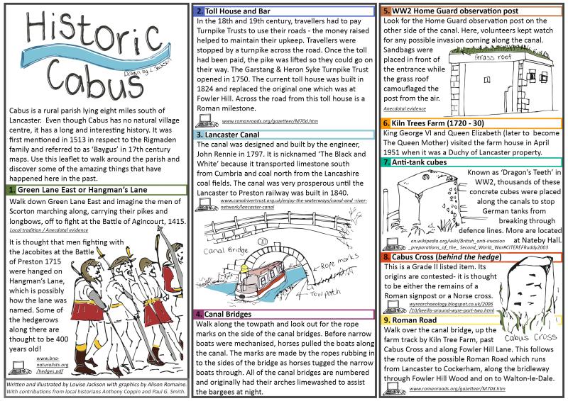 Historic Cabus Text #7
