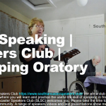 South Lancaster Speakers Club Showcase Videos