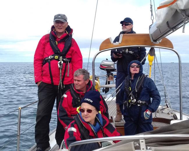sailing yachting showcase videos
