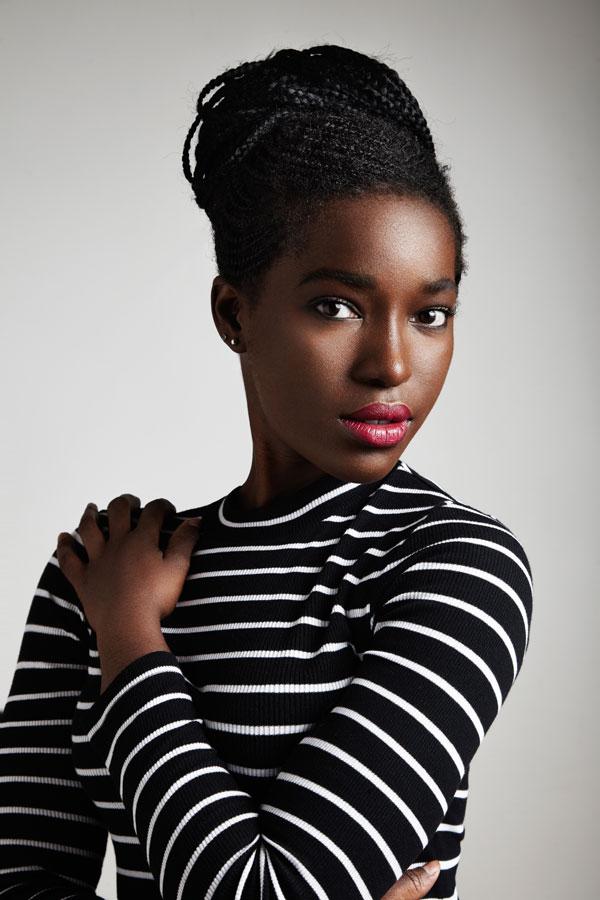 Eve-of-St-Agnes--pretty-black-woman-Valentines-Love-Keats-romantic-poetry-a