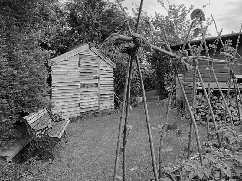 Garden Shed Gateway