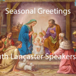 Seasonal Greetings and Christmas Zoom Meeting