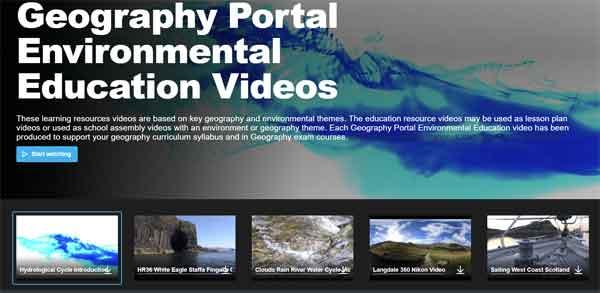 Geography-Environmental-Education-videos