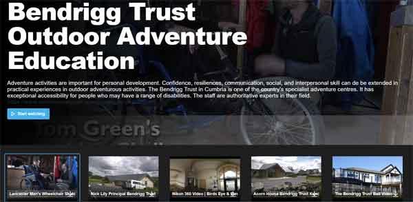 Bendrigg-Lodge-Outdoor-Adventure-Education-videos